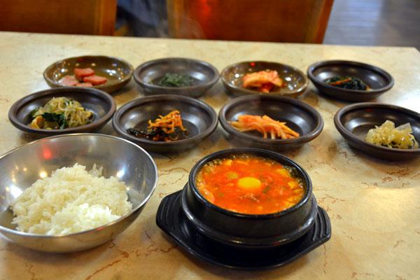남포동 서울순두부
