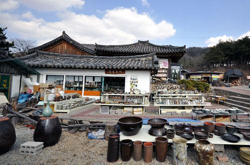 慶州民俗工芸村