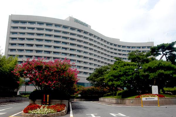 ホテル現代慶州