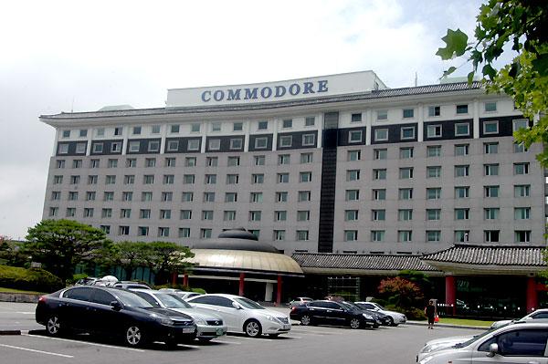 コモドールキョンジュホテル