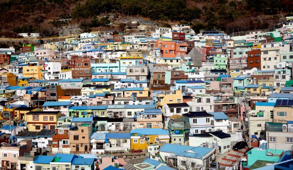 송도감천문화마을