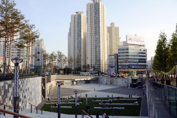 송상현광장
