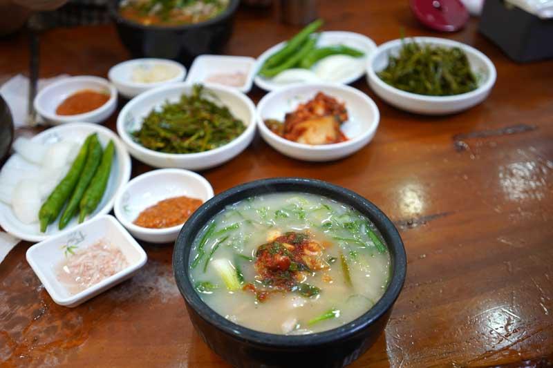 밀양돼지국밥(김해시)